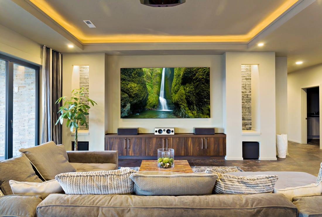 3 Tips For Planning Your Custom Home Media Space