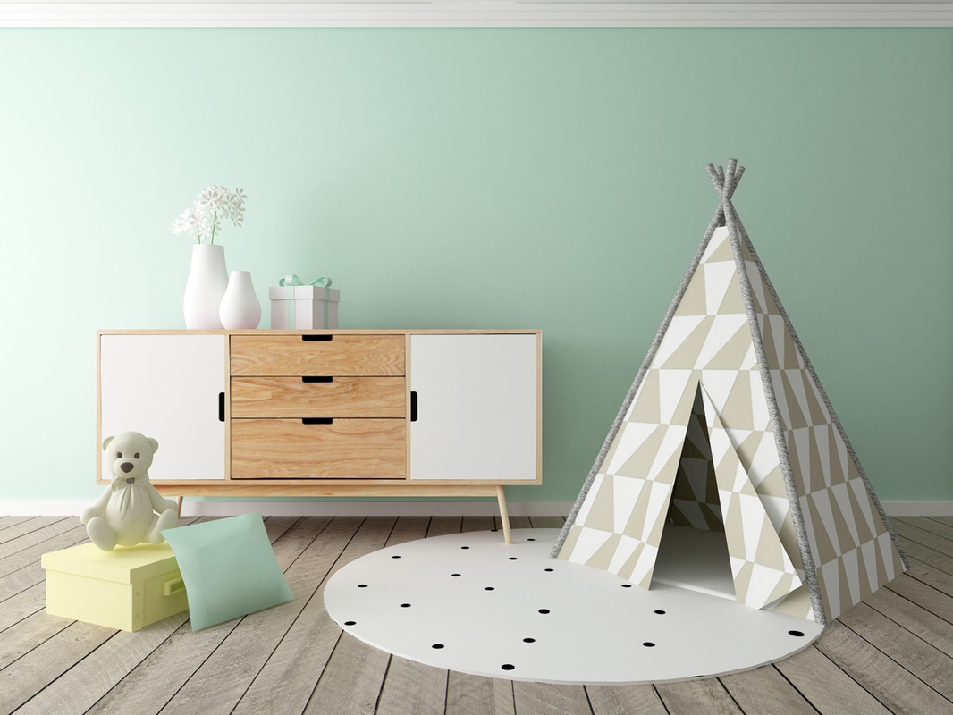 How to Pick Kid-Friendly Decor For Your Custom Home That Will Last For Generations